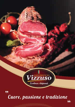 Catalogo Salumificio Vizzuso